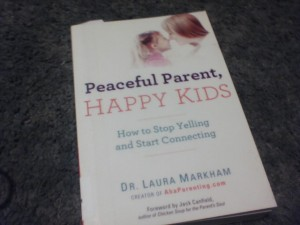 peaceful parent