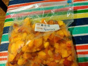 Mmm... Peaches.